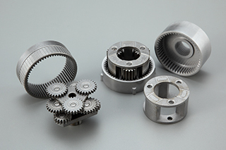 High Density & High Strength Structural Parts
