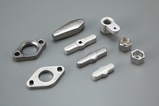 High Density & High Corrosion Resistant Stainless Steel Parts