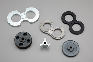 Sintered Parts for Industrial Machines
